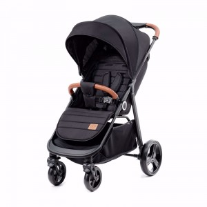 Kinderkraft Spacerówka GRANDE Black
