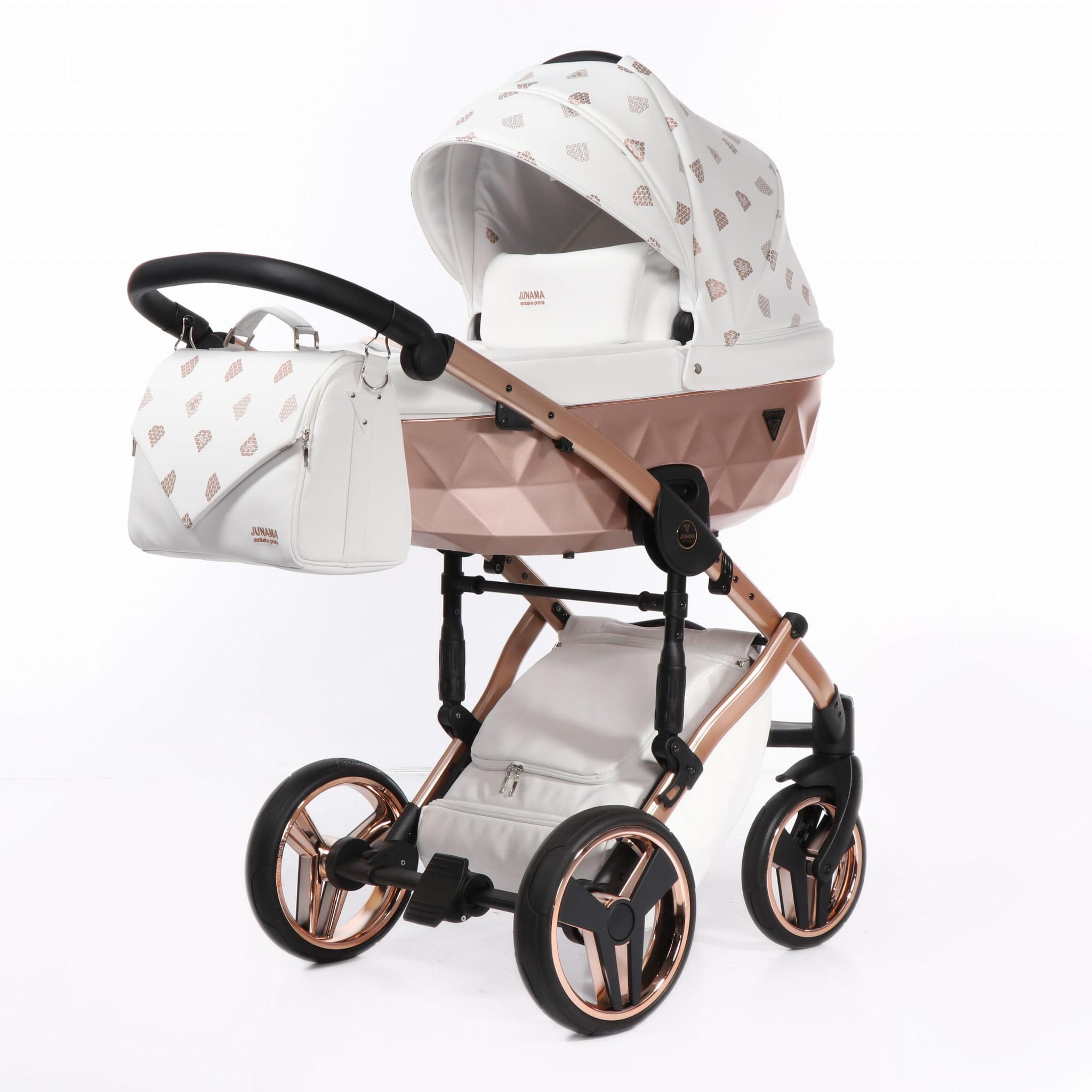 Wózek dziecięcy Junama GLOW 01 3w1